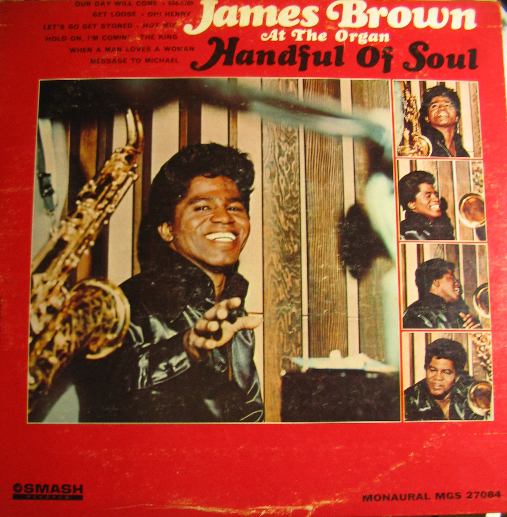 james brown handful of soul so much silence