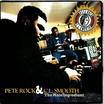 Pete Rock and C.L. Smooth - The Main Ingredient