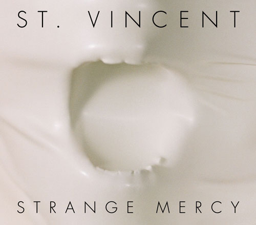 St. Vincent - Strange Mercy